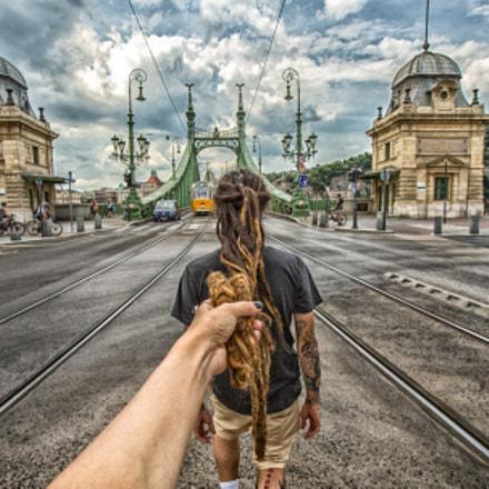 Budapest | Elizabeth Bridge