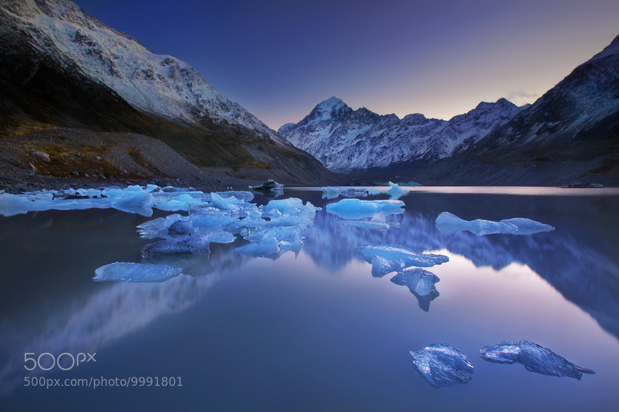 Photograph Icy Mirror by Dylan Toh  & Marianne Lim on 500px