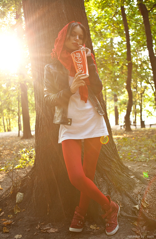 Photograph Enjoy Coca-Cola! by Natasha By on 500px