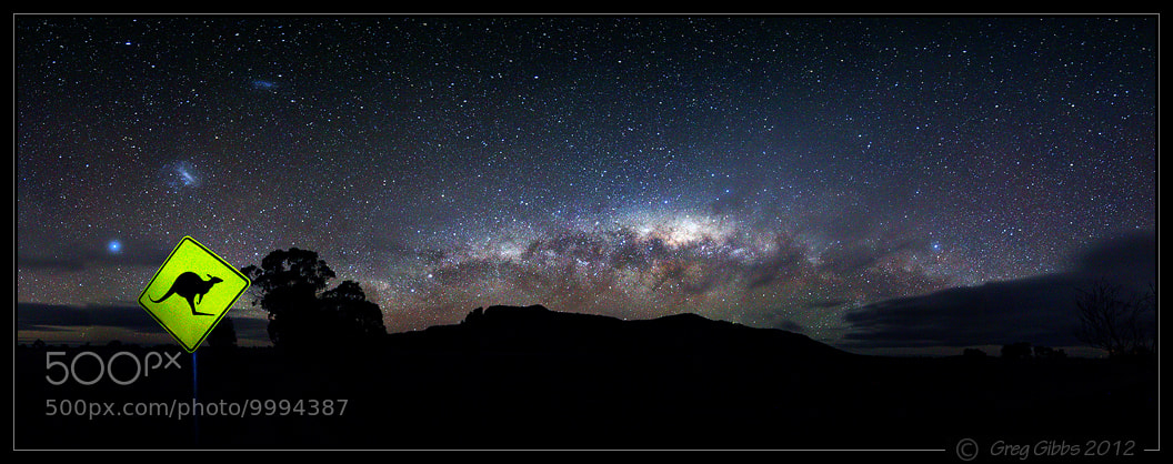 Photograph Australian Skies by Greg Gibbs on 500px
