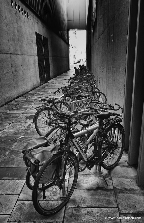 Photograph Bicicleteando by Daniel Roldán on 500px