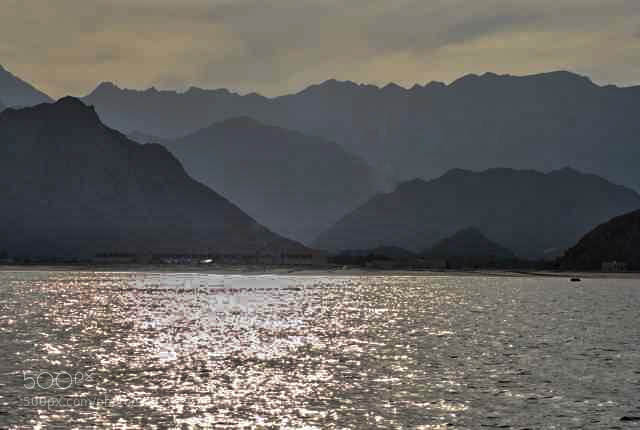 Photograph Mountains of Dibba by julian john on 500px