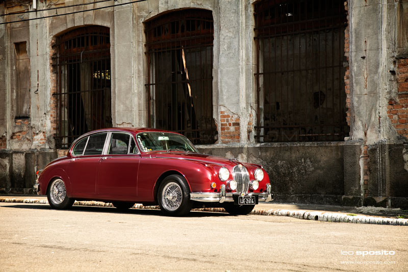 Photograph Jaguar MKII 1967 by Leo Sposito on 500px