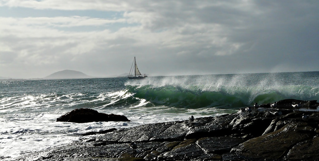 Photograph On the Seas by Lee Harth on 500px