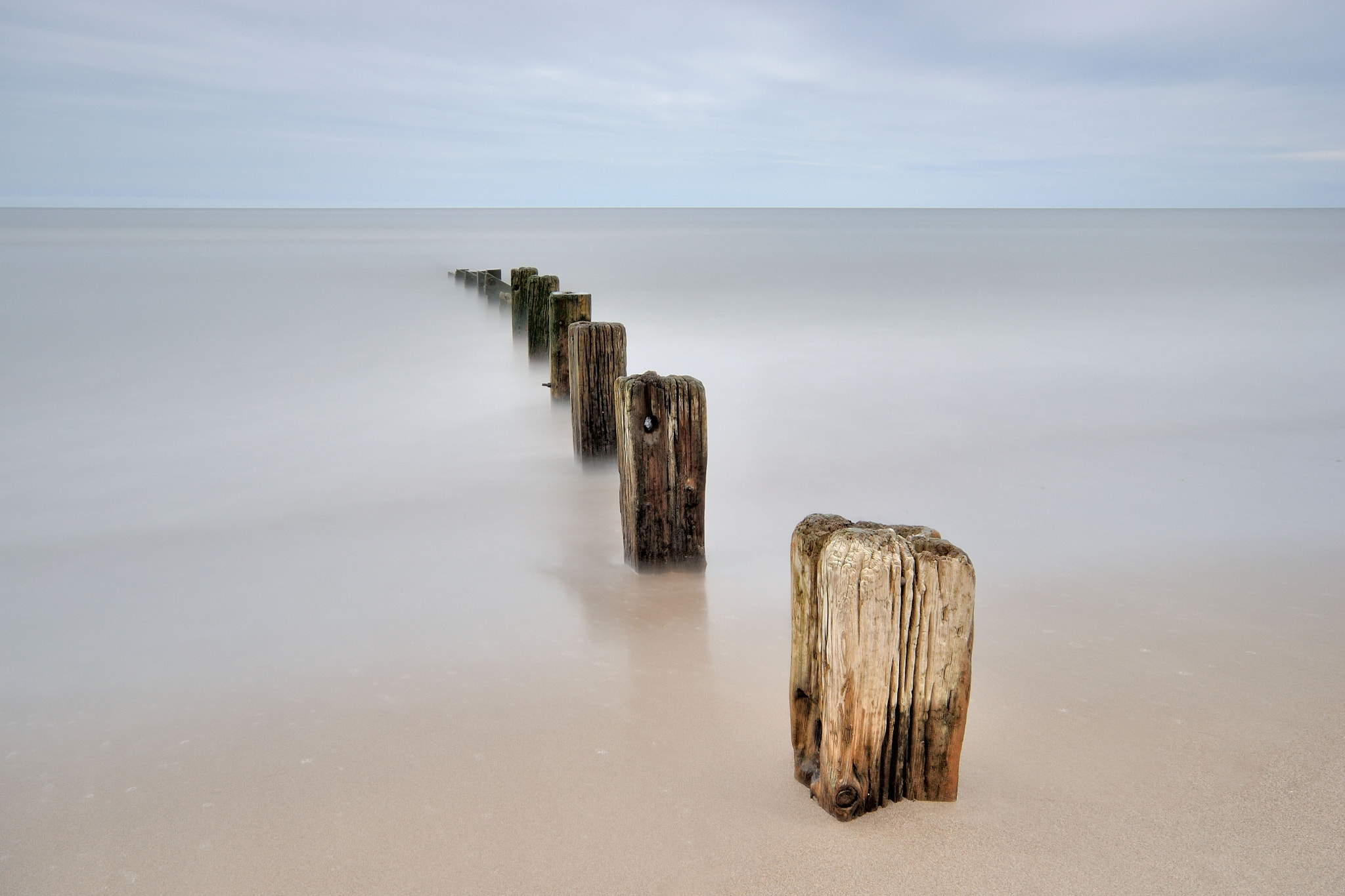 Photograph Spittal Beach by Caledonia Caledonia on 500px