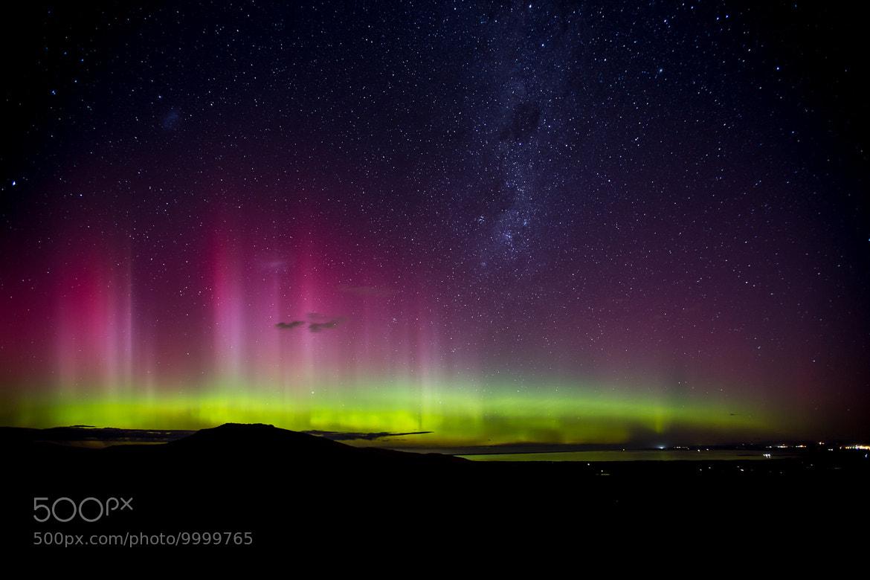 Photograph Aurora Australis by Gavin Treadgold on 500px