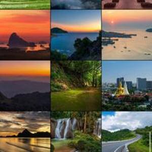 Photos of Thailand .